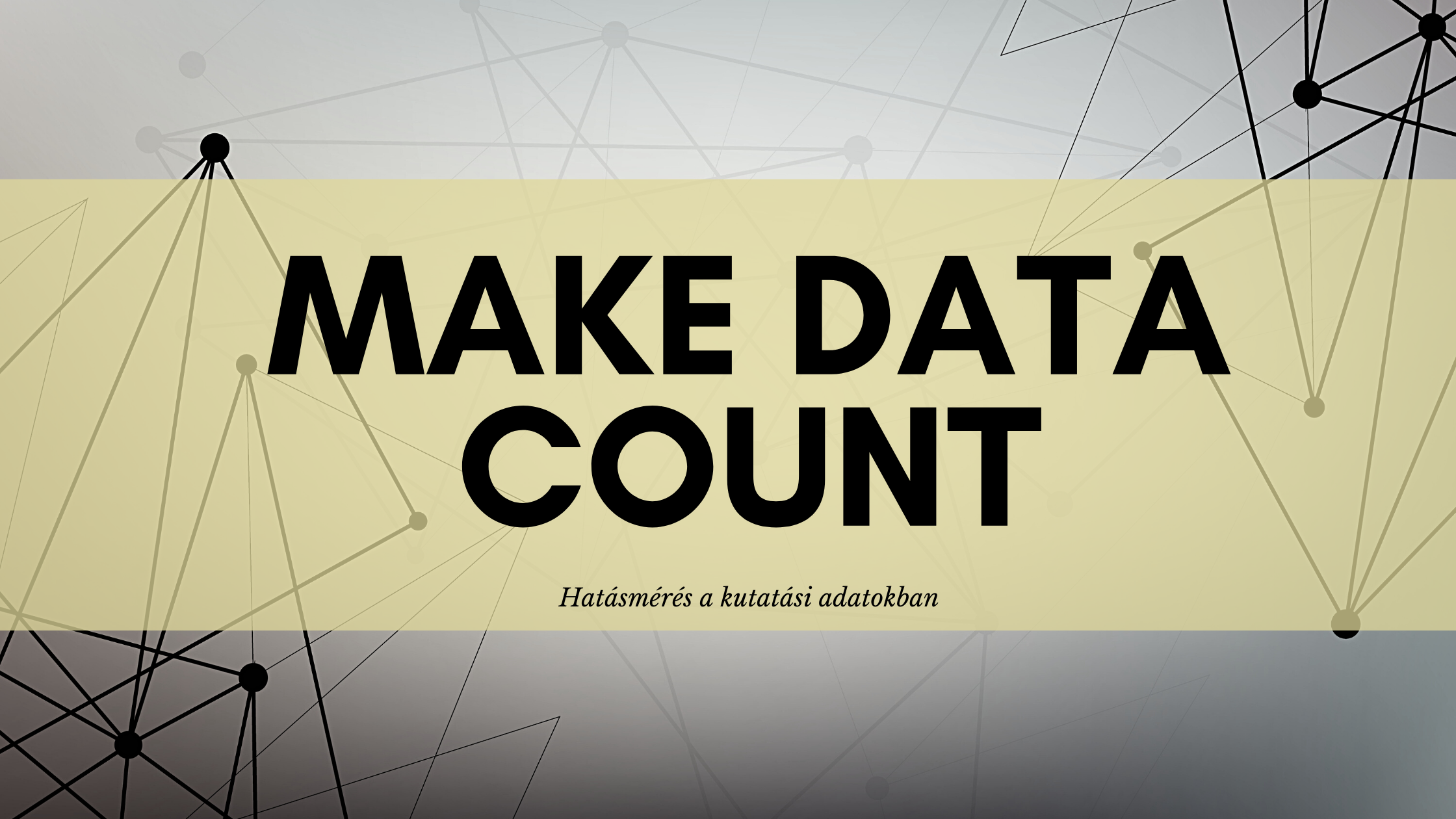 Számítson az adat!
